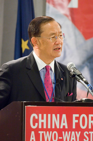 Paul Lo, CEO, SinoPac Holdings, Chairman, Bank SinoPac, Taiwan, R.O.C.,