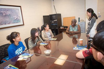 South Koreans study U.S. social services, culture during Indiana State trip