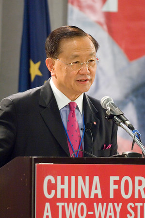 Paul Lo, CEO, SinoPac Holdings, Chairman, Bank SinoPac, Taiwan, R.O.C.,