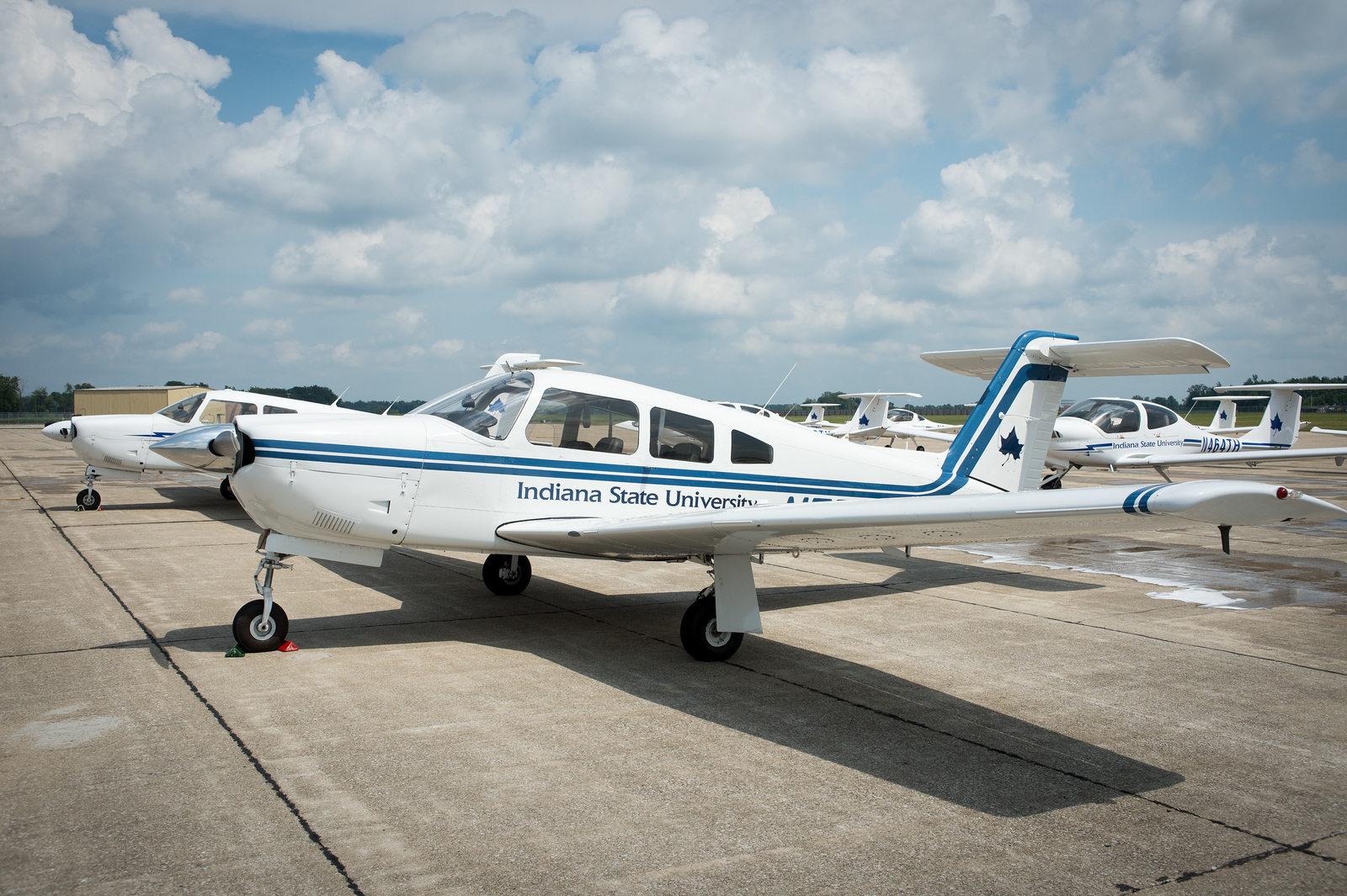Enrollment growth fuels expanded fleet of planes at Flight Academy